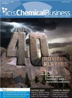 ICIS Chemical Business magazine subscription