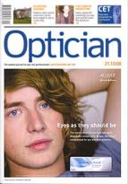 Optician magazine subscription