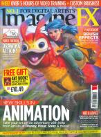 Imagine FX magazine subscription