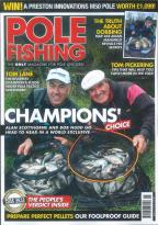 Pole Fishing magazine subscription