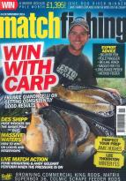 Match Fishing magazine subscription