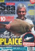 Total Sea Fishing magazine subscription