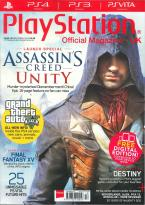 Playstation Official magazine subscription