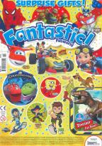 Fantastic Funworld magazine subscription