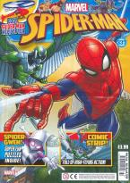 Ultimate Spiderman magazine subscription