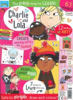 Charlie and Lola magazine subscription