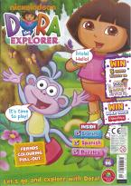 Dora the Explorer magazine subscription