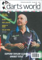 Darts World magazine subscription