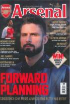 Arsenal magazine subscription