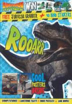 Dinosaur Attack magazine subscription