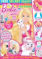 Barbie magazine subscription