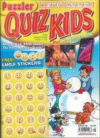 Quiz Kids magazine subscription