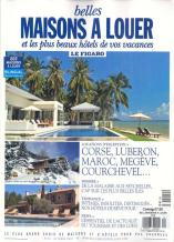 BELLE MAISONS A LOUER magazine subscription