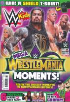 WWE Kids magazine subscription