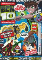 Ben 10 magazine subscription