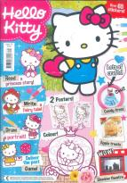 Hello Kitty magazine subscription