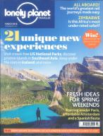Lonely Planet Traveller magazine subscription