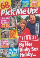 Pick Me Up magazine subscription