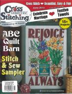 Cross Country Stitching magazine subscription