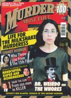 Murder Most Foul magazine subscription