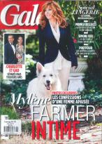 Gala (French) magazine subscription