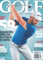 Golf USA magazine subscription