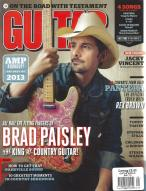 Guitar World magazine subscription
