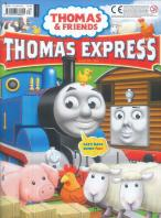 Thomas Express magazine subscription