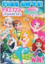 Pretty Mermaid magazine subscription