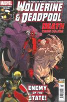 Wolverine and Deadpool magazine subscription