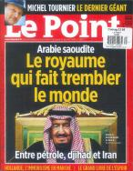 Le Point magazine subscription