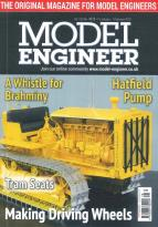 Model Engineer magazine subscription