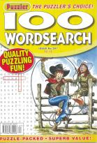 100 Wordsearch magazine subscription