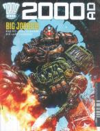 2000 AD Weekly magazine subscription