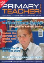 Primary Teacher Update (Formerly known as 5 to 7 Educator) magazine subscription