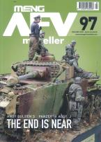 AFV Modeller magazine subscription
