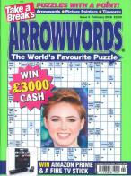Take A Break's Arrowwords magazine subscription