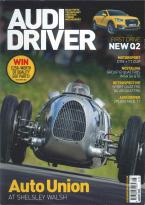 Audi Driver magazine subscription