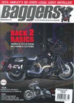 Baggers magazine subscription