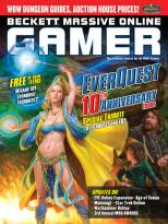 Beckett Online Gamer magazine subscription