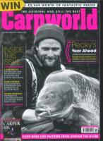 Carpworld magazine subscription