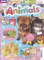 Cbeebies Animals magazine subscription