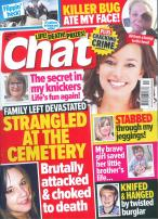 Chat magazine subscription