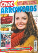 Chat Arrowords magazine subscription