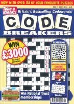 Take a Break Codebreakers magazine subscription