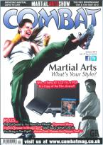 Combat magazine subscription