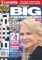 BIG Crossword magazine