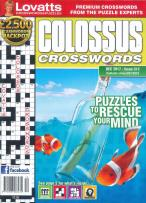 Colossus Crosswords magazine subscription