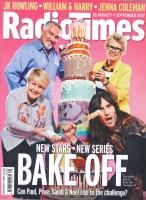 Radio Times North West, Yorkshire & North East Edition magazine subscription