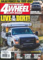 4 Wheel and Off Road magazine subscription